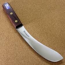 japanese carbon steel kitchen knives japanese masahiro kitchen skinning knife 165mm 6 5 carbon steel