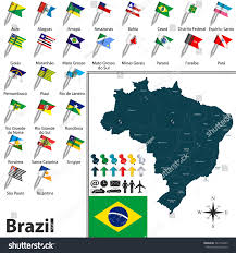 Map Of Italy With Regions by Brazil Regions Mapsofnet The Regional Cuisines Of Brazil Food
