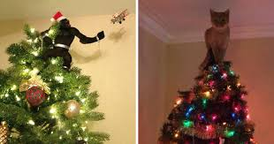 christmas tree topper 10 of the most creative christmas tree toppers bored panda