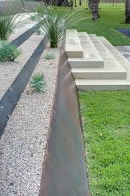78 best corten planters and retaining walls images on pinterest