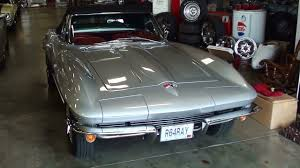 1964 corvette stingray value 1964 chevrolet corvette stingray convertible 327 v8 four speed