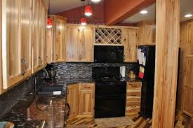 Rustic Hickory Kitchen Cabinets Rustic Hickory Kitchen Cabinets By Homecrest Cabinetry Custom
