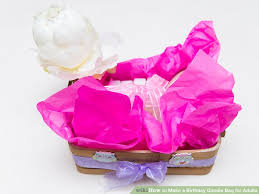 where to buy goodie bags how to make a birthday goodie bag for adults 15 steps