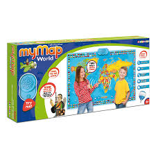 Interactive World Map For Kids by Interactive Talking World Map Poster Toys R Us Australia Join