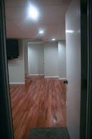 Laminate Floors In Basement Finishing The Basement Done Well Mostly Nicole Warner