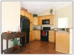 light maple kitchen cabinets dark kitchen cabinets and dark floors gorgeous home design