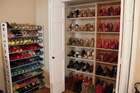 homemade shoe storage engrossing build a closet shoe rack