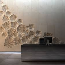 Concrete Walls Design With Worthy Sculpted Travertine Wall Design - Concrete walls design