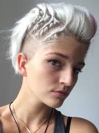 short bob hairstyles 360 degrees 66 shaved hairstyles for women that turn heads everywhere