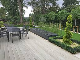 new contemporary gardens roger gladwell garden design and