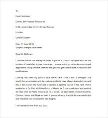 chef resume cover letter cover letter for sous chef pastry chef