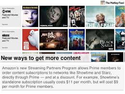 amazon u0027s newest content streaming strategy could change the pay tv