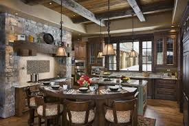 Modern Rustic Pendant Lighting Lighting Endearing Rustic Pendant Kitchen Simple For Awesome