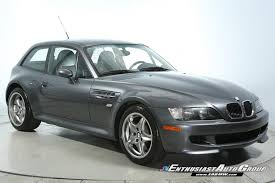 bmw m hatchback pre owned z3m for sale for sale at enthusiast auto