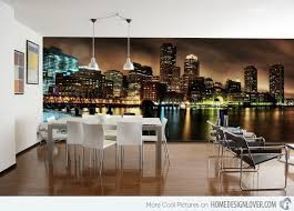 List Deluxe  Conventional Dining Rooms With Wallpaper Murals - Dining room mural