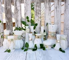 wedding centerpiece ideas rustic decorating party