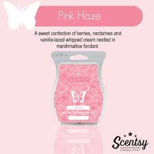mix and match pink haze and clothesline scentsy fragrance