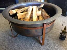 Large Firepits Large Wood Burning Pit New Savanna Pits Intended For 3