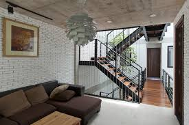 an inward looking family house in vietnam