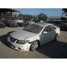 2004 Acura Tsx Interior Used 2004 Acura Tsx Parts Car White With Tan Interior 6