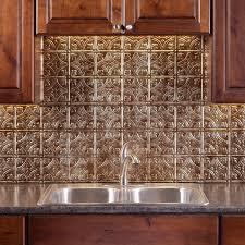 fasade kitchen backsplash panels fasade traditional style 1 bermuda bronze 18 inch x 24 inch