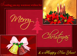 sending you my warmth wishes for merry and happy new year