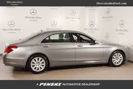 mercedes used s class used mercedes s class at penske cleveland serving all of