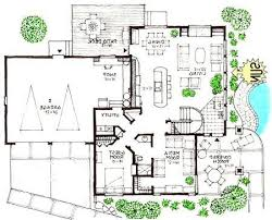 awesome modern floor plans for houses new home plans design