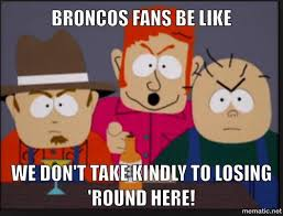 Broncos Losing Meme - 30 best memes of peyton manning the denver broncos losing to