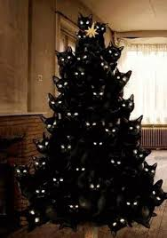 Funny Christmas Cat Memes - crazy cat lady christmas tree cats know your meme