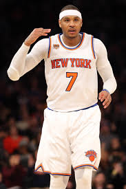 Carmelo Anthony Bench Press Knicks Trade Carmelo Anthony To Thunder Hoops Rumors