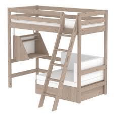 bureau flexa casa high bed boutique flexa lits literie et mobilier évolutifs