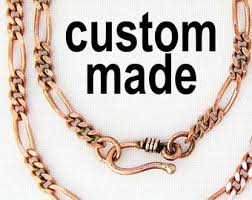 solid copper necklace images Solid copper pendant etsy jpg