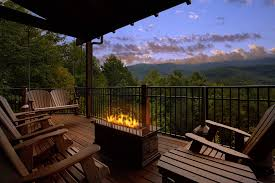 wine down cabin in gatlinburg elk springs resort