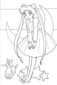 moon060 jpg 1200 1768 lineart sailor moon pinterest