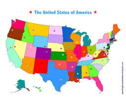 The United States Map With Names by Map Of Usa States And Capitals Northcountrylittles Usa Map States