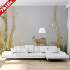 Home Interior Wholesale Wholesale 3d Animal Wall Paper Online Buy Best 3d Animal Wall