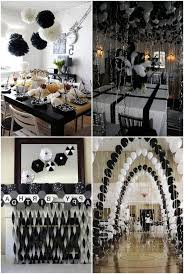 30th birthday decorations black and silver 30th birthday decorations 5 black and white