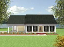 charming country cottage house plan 2548dh architectural