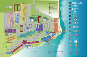 Plan 888 15 by Site Plan Simpson Bay Resort U0026 Marina