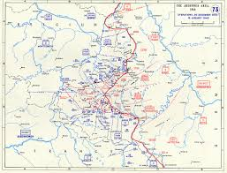 Map Of Europe During Ww2 by Map Of The Ardennes Area During The Battle Of The Bulge December