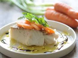 cuisiner le lieu jaune lieu jaune au beurre de ciboulette facile recette sur cuisine