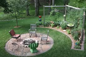 Round Brick Fire Pit Design - round brick fire pit ideas patio fire pit ideas patio warmth