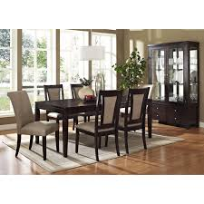 11 Piece Dining Room Set Steve Silver Company Wilson 5 Piece Espresso Dining Set The
