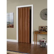 48 Exterior Door 48 Inch X 80 Inch Folding Door In Pecan Brown Free Shipping