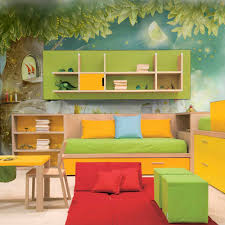 cloth paint picture more detailed picture about high quality high quality modern desgin customization kids room nursery 3d removable self adhesive green wall mural wallpaper