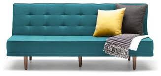 Turquoise Sectional Sofa Modern White Bonded Sectional Sofa For Small Living Room Eva