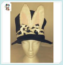 white rabbit halloween costume alice wonderland tea party bunny halloween white rabbit top hats
