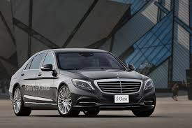 Mercedes S550 0 60 The Mercedes Benz S 500 Plug In Hybrid Is More Frugal Than A Smart