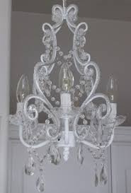 Small Chandeliers For Bedrooms by 43 Best Shabby Chic Chandeliers Images On Pinterest Shabby Chic